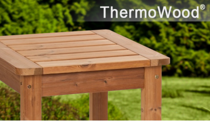 Materiál ThermoWood®